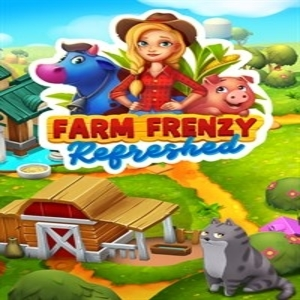 Acheter Farm Frenzy Refreshed Xbox Series Comparateur Prix