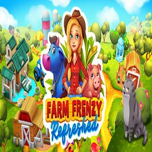 Acheter Farm Frenzy Refreshed Clé CD Comparateur Prix