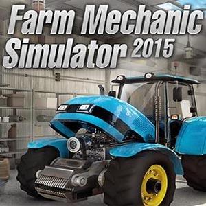 Acheter Farm Mechanic Simulator 2015 Clé Cd Comparateur Prix