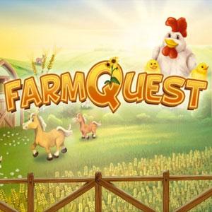 Acheter Farm Quest Clé CD Comparateur Prix