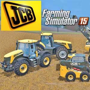 Acheter Farming Simulator 15 JCB Clé Cd Comparateur Prix