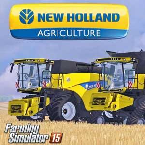 Acheter Farming Simulator 15 New Holland Pack Clé Cd Comparateur Prix