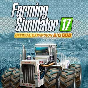 Acheter Farming Simulator 17 Big Bud Pack Clé Cd Comparateur Prix