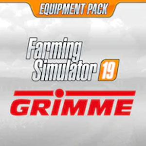 Farming Simulator 19 GRIMME Equipment Pack