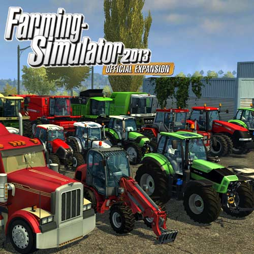 Acheter Farming Simulator 2013 Extension Officielle clé CD Comparateur Prix