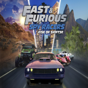 Fast & Furious Spy Racers Rise of SH1FT3R