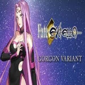 Fate/EXTELLA Gorgon Variant