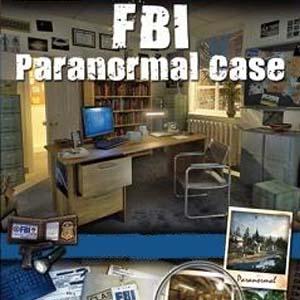 Acheter FBI Paranormal Case Clé Cd Comparateur Prix