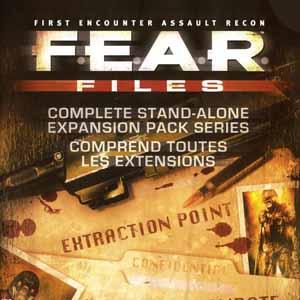 Acheter FEAR Files Xbox 360 Code Comparateur Prix