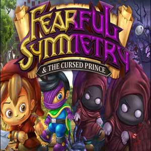 Fearful Symmetry & The Cursed Prince
