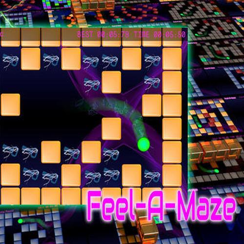Acheter Feel-A-Maze Clé Cd Comparateur Prix