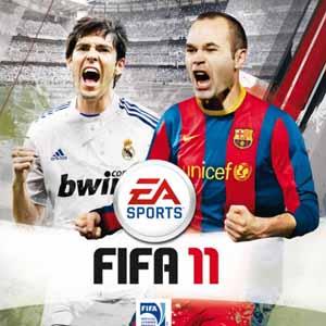 Acheter FIFA 11 Xbox 360 Code Comparateur Prix