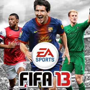 Telecharger FIFA 13 PS3 code Comparateur Prix