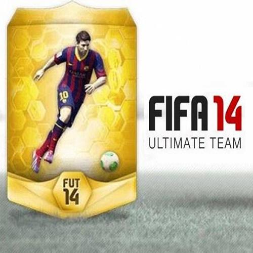 Acheter FIFA 14 4 FUT Gold Packs Clé Cd Comparateur Prix