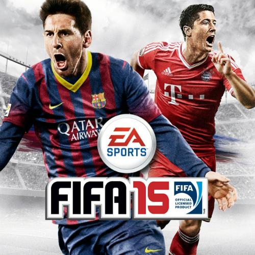 FIFA 15 1575 Jours