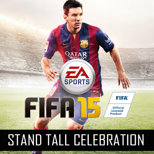 Fifa 15 Stand Tall Celebration