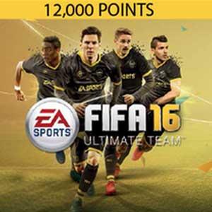 Acheter FIFA 16 12000 FUT Jours PS4 Code Comparateur Prix