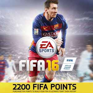 Acheter FIFA 16 2200 FUT Jours Gamecard Code Comparateur Prix