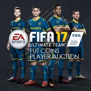 FIFA 17 Fut Coins Player Auction