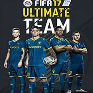 FIFA 17 Ultimate Team Points