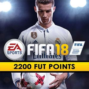 Acheter FIFA 18 2200 FUT Points Clé Cd Comparateur Prix
