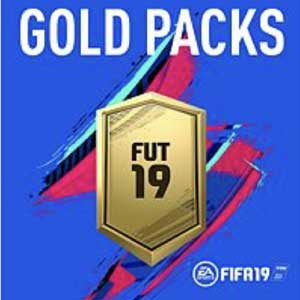 FIFA 19 FUT Premium Gold Packs