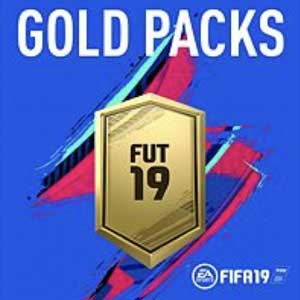 FIFA 19 Jumbo Premium Gold Packs