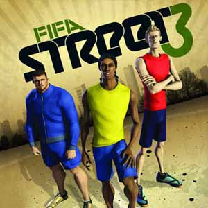 Telecharger FIFA Street 3 PS3 code Comparateur Prix