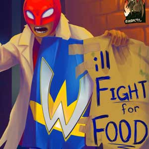 Fighting For Food