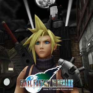 Acheter Final Fantasy 7 Remake Clé Cd Comparateur Prix