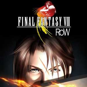Final Fantasy 8 RoW