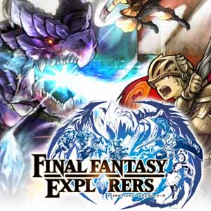 Acheter Final Fantasy Explorers Nintendo 3DS Download Code Comparateur Prix