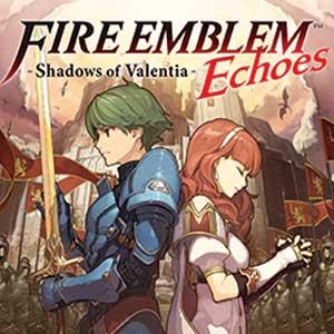 Acheter Fire Emblem Echoes Shadows of Valentia Nintendo 3DS Download Code Comparateur Prix