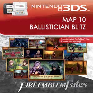 Acheter Fire Emblem Fates Map 10 Ballistician Blitz 3DS Download Code Comparateur Prix