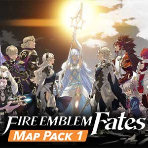 Acheter Fire Emblem Fates Map Pack 1 Nintendo 3DS Download Code Comparateur Prix