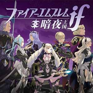 Acheter Fire Emblem If White Kingdom Nintendo 3DS Download Code Comparateur Prix