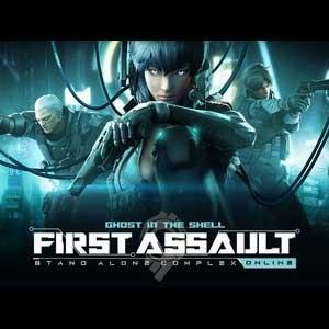 First Assault Section 9 Starter Crate