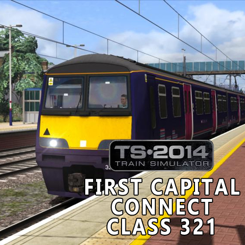 Train Simulator First Capital Connect Class 321
