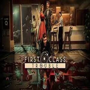 Acheter First Class Trouble Clé CD Comparateur Prix