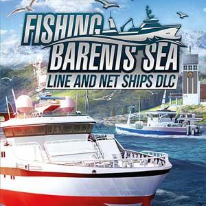 Acheter Fishing Barents Sea Line and Net Ships Clé CD Comparateur Prix