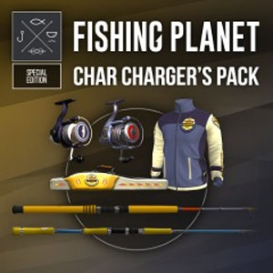 Fishing Planet Char Chargers Pack