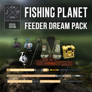 Fishing Planet Feeder Dream Pack