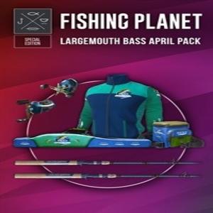 Fishing Planet Largemouth Bass April Pack