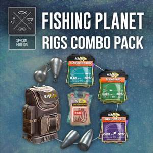 Fishing Planet Rigs Combo Pack
