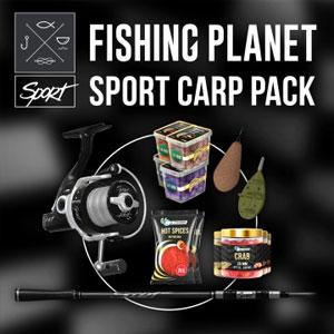 Fishing Planet Sport Carp Pack