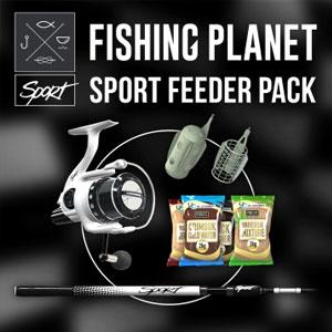 Fishing Planet Sport Feeder Pack