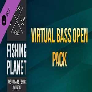 Fishing Planet Virtual Bass Open Pack