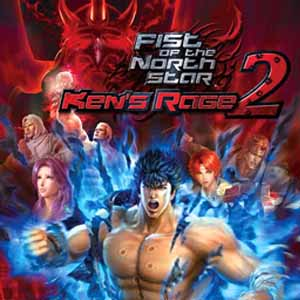 Fist of the North Star Kens Rage 2
