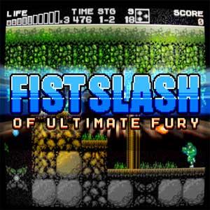 Fist Slash Of Ultimate Fury