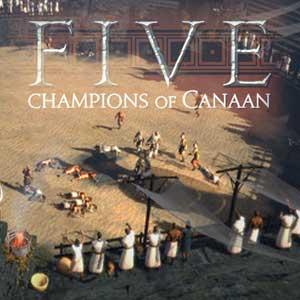 Acheter FIVE Champions of Canaan Clé Cd Comparateur Prix